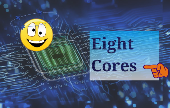 Ep138 Eight cores